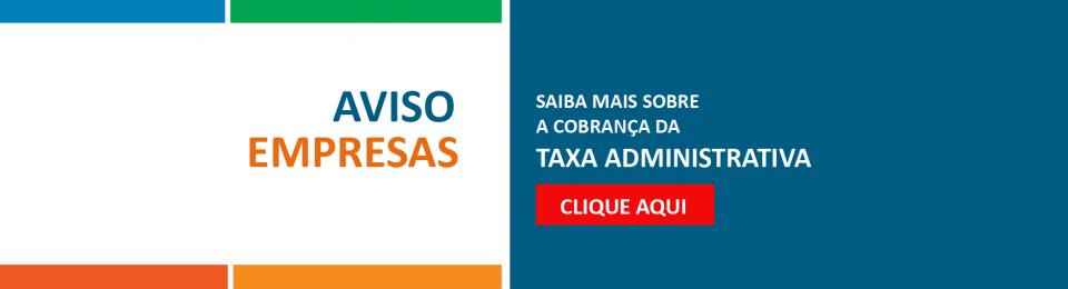 taxa administrativa