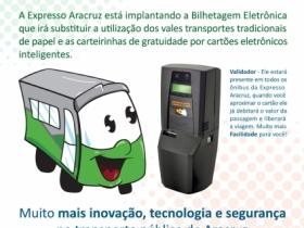 Campanha Bilhetagem Eletrônica